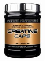 Scitec Nutrition Creatine, 250 капс