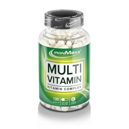 Ironmaxx Multi Vitamin, 130 капсул