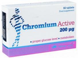 Olimp Chromium Activ, 60 таблеток