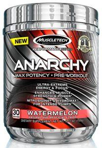 Muscletech Anarchy Yohimbe, 150 грамм