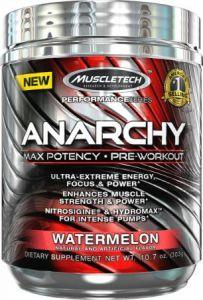 Muscletech Anarchy Yohimbe, 303 грамма