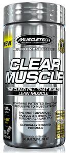 Muscletech Clear Muscle, 168 капс