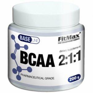 FitMax Base BCAA 2:1:1, 200 грамм