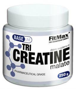 FitMax Base Tri Creatine Malate, 250 грамм