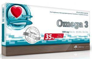 Olimp Omega 3 35%, 60 капсул