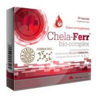 Olimp Chela-Ferr bio complex, 30 капсул