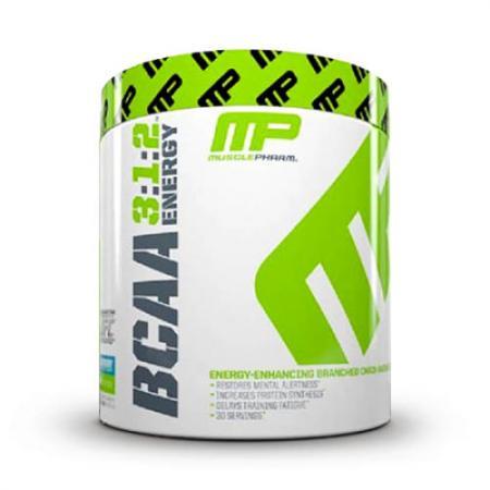 MusclePharm Energy BCAA 3:1:2 Powder, 231 грамм