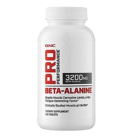 GNC Beta Alanine, 120 таблеток