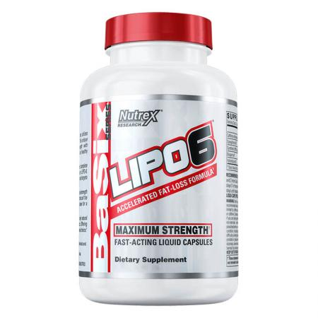 Nutrex Research Lipo-6 Maximum Strength