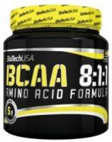 BioTech BCAA 8:1:1, 300 грамм