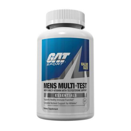 GAT Essentials Mens Multi+Test, 60 таблеток