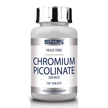Scitec Chromium Picolinate, 100 таблеток