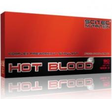 Scitec Nutrition Hot Blood 3.0, 90 капс