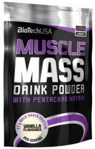 BioTech Muscle Mass, 1 кг