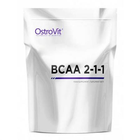 OstroVit BCAA 2:1:1, 1 кг