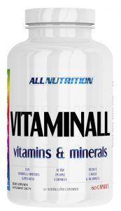AllNutrition VitaminALL Vitamins & Minerals, 60 капс