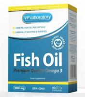 VPLab Fish Oil, 60 капс