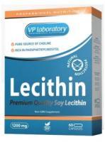 VPLab Lecithin 1200 mg, 60 капс