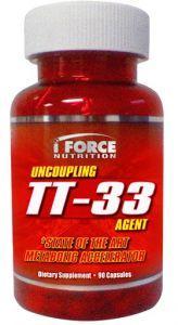 iForce Nutrition TT-33, 90 капсул