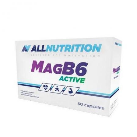 AllNutrition Mag B6 Active, 30 капсул