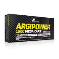 Olimp ArgiPower 1500 Mega Caps, 120 капсул