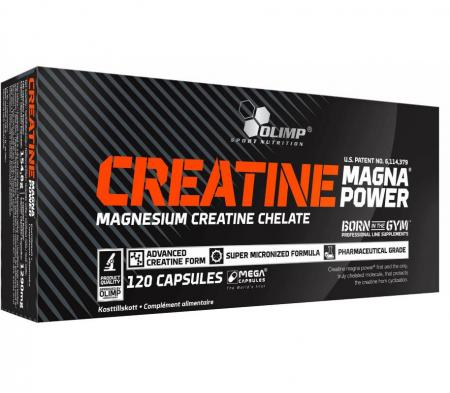 Olimp Creatine Magna Power, 120 капсул