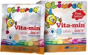 Olimp Vita-min Plus Junior Multiwitamins, 15 пак