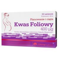Olimp Kwas Foliowy, 30 таблеток