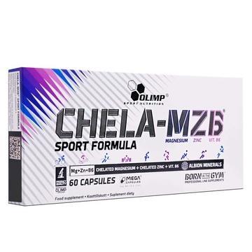 Olimp Chela MZB Sport Formula, 60 капс