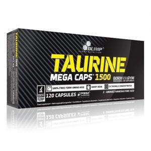Olimp Taurine Mega Caps, 120 капсул