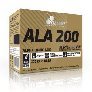 Olimp ALA 200, 120 капс