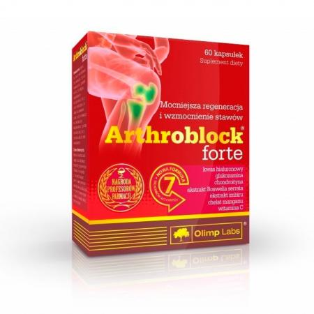 Olimp Arthroblock Forte, 60 капсул