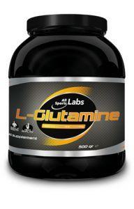 AllSports Labs L-Glutamine, 500 грамм