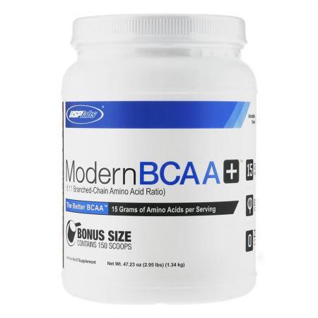 USP Labs Modern BCAA+, 1.34 кг