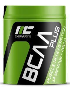 Muscle Care Bcaa Plus, 400 грамм