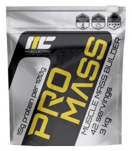 Muscle Care Pro Mass, 3 кг