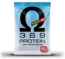Power Pro Омега 3-6-9, 40 грамм