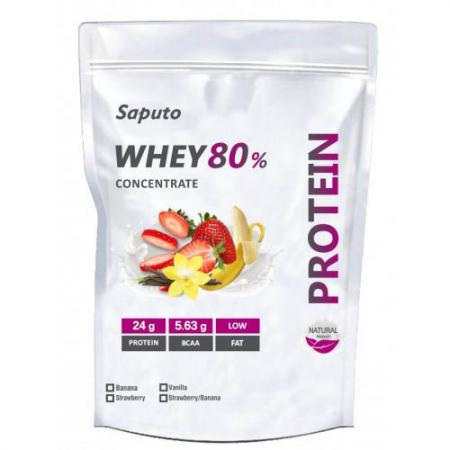 Saputo Whey Concentrate 80%, 2 кг