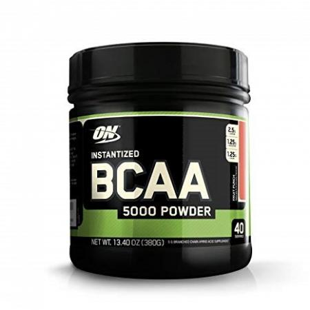 Optimum BCAA 5000 Powder, 380 грамм