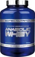 Scitec Nutrition Anabolic Whey, 2.3 кг