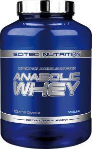 Scitec Anabolic Whey, 2.3 кг
