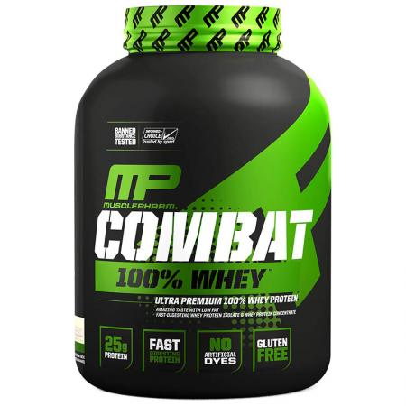MusclePharm Combat Whey, 900 грамм