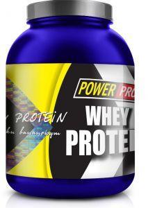 Power Pro Whey Protein (банка), 1 кг
