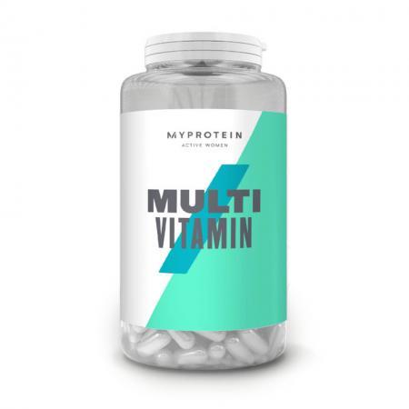 MyProtein Active Woman Multivitamin, 120 таблеток