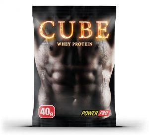 Power Pro CUBE Whey Protein, 40 грамм