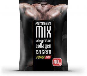 Power Pro Protein Power MIX, 40 грамм