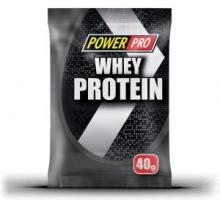Power Pro Whey Protein, 40 грамм