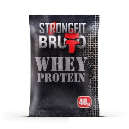 Strong Fit Whey Protein, 40 грамм