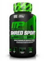 MusclePharm Shred Sport, 60 капсул