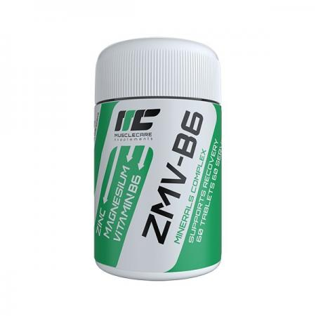 Muscle Care ZMV+B6, 60 таблеток